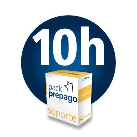 Pack 10 Horas de Servicio Técnico In Situ